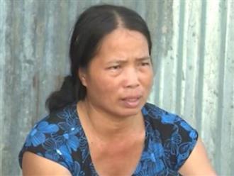 Vụ vợ tẩm xăng đốt chồng ở Kiên Giang: Hoàn cảnh đáng thương của nghi phạm