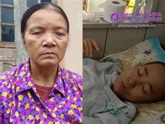 Lời khẩn cầu của góa phụ 16 năm nuôi con mắc bệnh hiểm nghèo, không tiền chữa trị