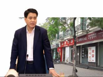 Chủ tịch Hà Nội yêu cầu nâng mức kiểm soát, cảnh báo với người từ vùng dịch Hàn Quốc về