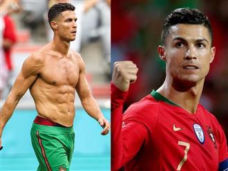 Body 'nóng hừng hực' của Cristiano Ronaldo lên top tìm kiếm sau trận đấu với đội tuyển Đức