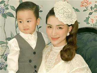 Con trai cưng của Hòa Minzy lập kỷ lục khủng trên Facebook chỉ với thời gian 2 tháng?