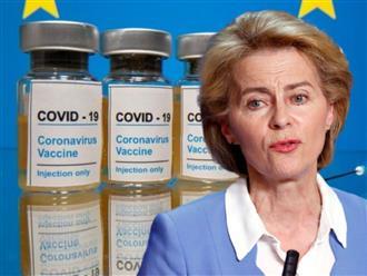 Liên minh châu Âu xuất khẩu thành công 1 tỷ liều vaccine Covid-19