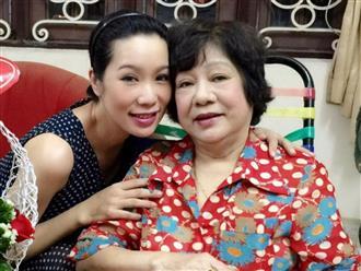 Mẹ ruột NSƯT Trịnh Kim Chi bệnh nặng qua đời
