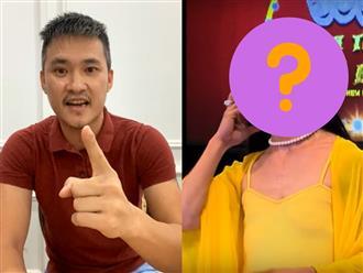 Một hiện tượng mạng muốn trở lại showbiz nhưng chưa kịp làm gì đã bị netizen 'mắng té tát' vì 'ké fame' Công Vinh