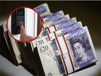 Một người đàn ông phải trả cho hàng xóm 100 nghìn bảng Anh vì... lắp đặt thiết bị phát hiện khách đến nhà