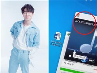 Nghi vấn Jack rục rịch trở lại đường đua âm nhạc sau scandal tình ái, netizen lại được nước 'cà khịa'