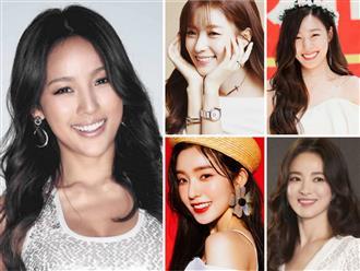 Những sao nữ Hàn Quốc sở hữu nụ cười đẹp nhất, khiến trái tim đối phương phải hẫng đi một nhịp vì quá ngất ngây