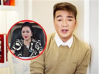 Nóng: Đàm Vĩnh Hưng chính thức nộp đơn tố cáo bà Nguyễn Phương Hằng