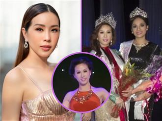 Giữa tâm điểm kiện tụng liên hoàn, phần thi tài năng múa gợi cảm của Hoa hậu Thu Hoài bất ngờ bị đào lại