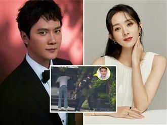 Phùng Thiệu Phong bị chỉ trích vì bỏ mặc con trai cho tài xế, netizen mong chờ phản ứng của Triệu Lệ Dĩnh