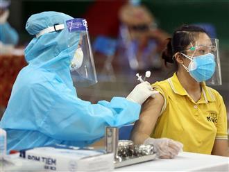 TP.HCM tiếp tục tiêm vét sau khi đã tiêm trên 11 triệu liều vaccine