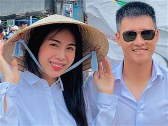 Trốn chồng đi làm từ thiện, Thủy Tiên từng bị Công Vinh 'mắng té tát'