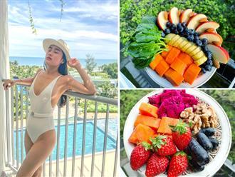 Có chồng là gymer, gái Việt khoe 15 công thức sinh tố hoa quả giúp 'đúc body' nóng bỏng, không mỡ thừa