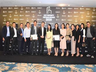 """Him Lam Land nhận """"cơn mưa"""" giải thưởng tại Dot Property Vietnam Awards 2020"""