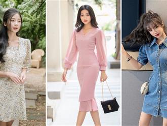 """Điểm mặt 3 kiểu váy """"có độ phủ sóng dày đặc"""" và đốn gục trái tim của hàng triệu chị em phụ nữ trong mùa thu đông năm nay"""