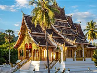 Thì ra có một nước Lào xinh đẹp và diễm lệ đến thế!