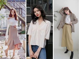 Gợi ý 5 set đồ trendy chuẩn gái Hàn, cho chị em mix để đi chơi cùng chàng trong ngày 20/10