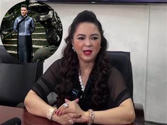 Bà Phương Hằng khen Đàm Vĩnh Hưng có văn hóa, sẽ dừng đấu tố 'ông Hoàng nhạc Việt'