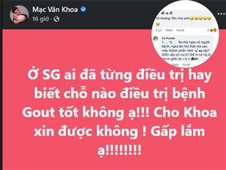 Bà xã Mạc Văn Khoa dùng ngôn từ thô tục, đáp trả gay gắt netizen khi bình luận kém duyên