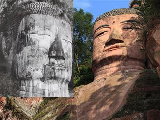 Bí ẩn 4 lần nhắm mắt rơi lệ của bức tượng Lạc Sơn Đại Phật nổi tiếng: Vì sao đều xảy ra khi thảm họa thiên tai ập đến?