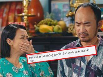 Đang yên đang lành, Thu Trang đăng status khóc sưng mắt, còn bị cư dân mạng đòi sao kê