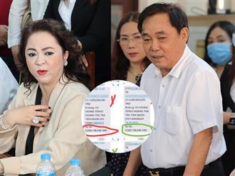 Diễn viên múa Phạm Ngà 'bóc phốt' bà Nguyễn Phương Hằng làm giả giấy tờ ông Võ Hoàng Yên trả nợ 17 tỷ?
