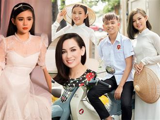 Hé lộ cuộc sống khác biệt 'một trời một vực' của 3 cô con gái nuôi theo nghiệp ca hát giống Phi Nhung