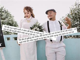 Vợ cũ hé lộ 'góc khuất' khiến hôn nhân đổ vỡ, Vinh Râu đáp trả 5 chữ liền bị Huỳnh Phương 'bóc mẽ' sai phạm nghiêm trọng