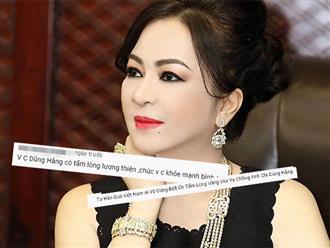 Bà Phương Hằng tuyên bố hỗ trợ bệnh viện Chợ Rẫy 1.500 lít oxy mỗi ngày để điều trị cho bệnh nhân Covid-19