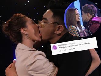 Trai trẻ từng hôn ngấu nghiến Mon 2k tiếp tục tham gia show hẹn hò nhưng lại có 'nụ hôn bất ngờ' đến 'bật ngửa'