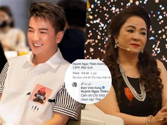 Xuất hiện tin nhắn 'bí ẩn' giữa Đàm Vĩnh Hưng - Huỳnh Ngọc Thiên Hương, sắp có 'liên minh' mới chống lại bà Nguyễn Phương Hằng?