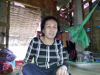 Lời khẩn cầu của người đàn bà bất hạnh sống một mình trong căn nhà rách nát