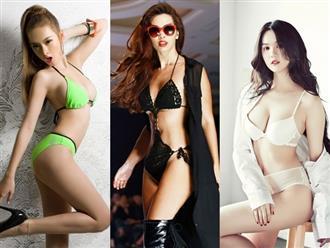 Những sao Việt mặc nội y đẹp chẳng kém gì các thiên thần của Victoria's Secret