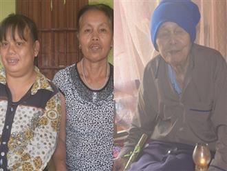 Xót xa hoàn cảnh người phụ nữ tật nguyền nuôi con gái tâm thần và cha 97 tuổi liệt giường