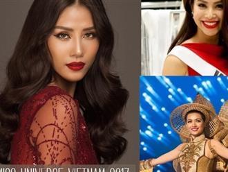 Nguyễn Thị Loan có gì hơn Phạm Hương và Lệ Hằng mà tự tin dự thi Miss Universe 2017?