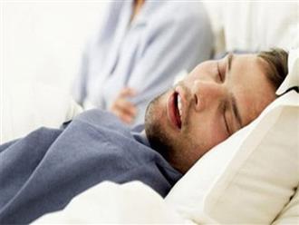 Tiểu đêm 3- 4 lần, tưởng thận yếu, ai dè mắc chứng ngừng thở có thể đột tử