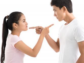 Chớ dại phát ngôn 5 cụm từ này nếu không muốn hôn nhân đổ vỡ