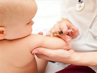 19 mũi tiêm phòng bảo vệ con cả đời, cha mẹ nào cũng nhất định phải biết