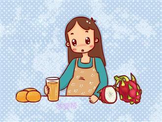2 thời điểm lý tưởng nhất trong ngày để bà bầu ăn trái cây mang lại sức khỏe tốt cả mẹ và thai nhi