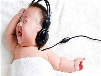 3 loại nhạc cho trẻ thông minh vượt trội mẹ nhất định phải cho con nghe