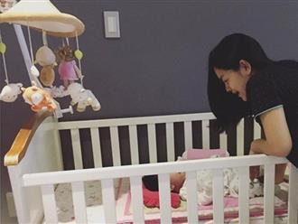 3 mẹ bỉm sữa gây sốt với cách rèn con sơ sinh không khóc đêm, ngủ một mạch đến sáng