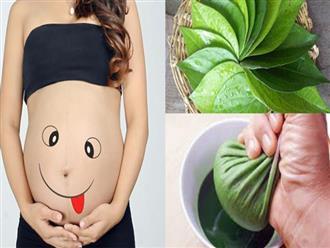 7 mẹo dân gian hay nhất dành cho các mẹ mang thai lần đầu