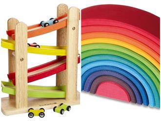 9 món đồ chơi theo phương pháp Montessori giúp trẻ thông minh hơn