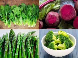 Bà bầu nên ăn rau gì trong 3 tháng đầu để con thông minh, ngăn ngừa dị tật?