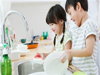 Ba điều nhỏ giúp trẻ sống tự lập và có trách nhiệm