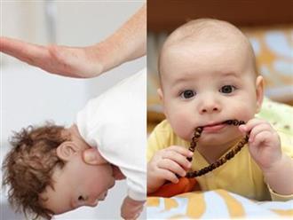 Bác sĩ Nhi hướng dẫn cha mẹ cách sơ cứu khi trẻ bị hóc dị vật