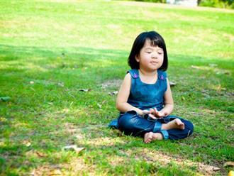 Bằng những cách đơn giản này, bố mẹ sẽ nhanh chóng giúp con hết căng thẳng, lo âu
