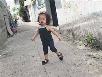 Bé gái Sài Gòn cứ ra phố là bị nhầm thành con gái Elly Trần