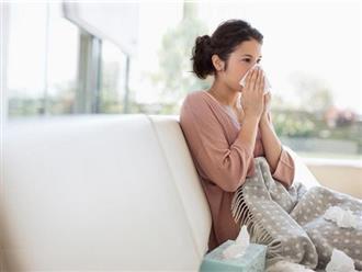 Bị cảm khi mang thai có thể gây ra những biến chứng gì?