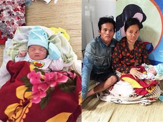 Cà Mau: Lên cơn đau đẻ bất ngờ, sản phụ sinh con trên đường chạy bão Tembin